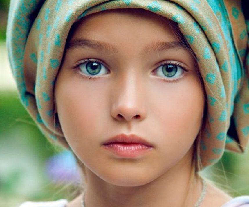Какие глаза будут у ребенка: как определить цвет по специальной таблице?