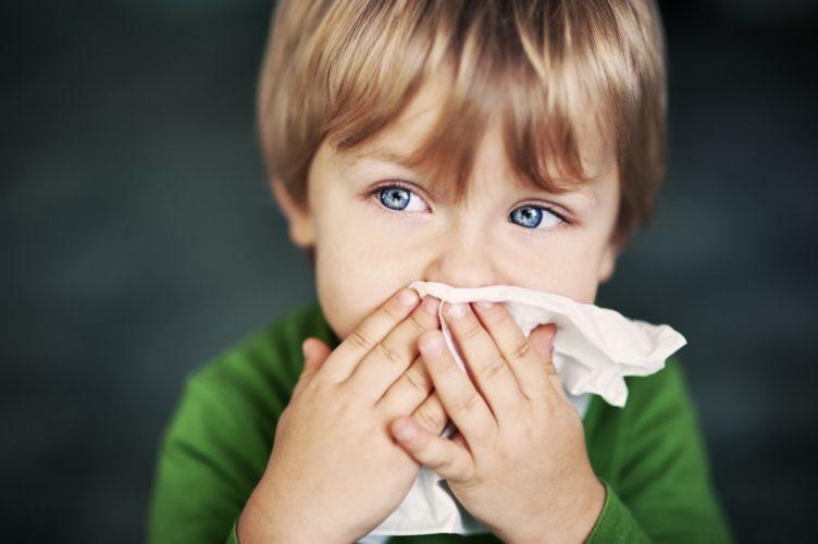 Антибиотик в нос для детей