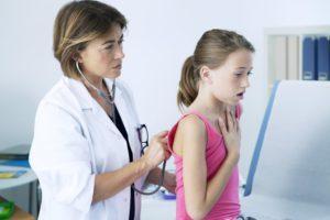 Кашель после физической нагрузки у ребенка после болезни